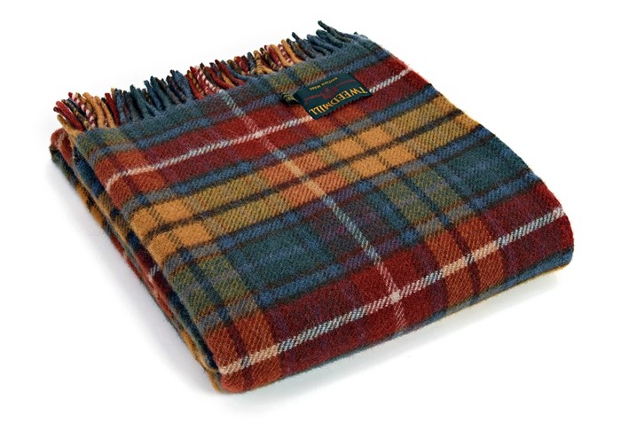 Gifts Antique Buchanan Tartan