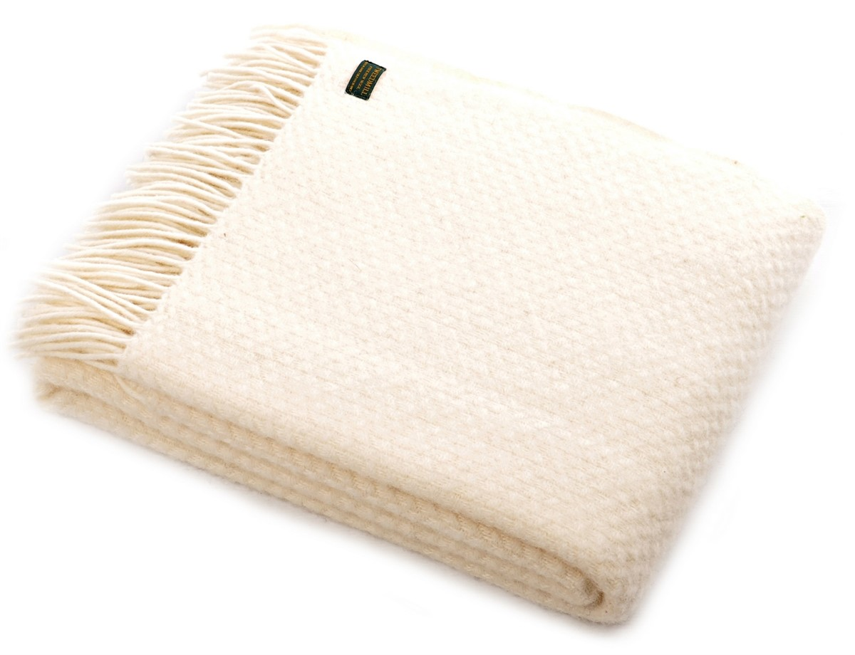 Wool Blanket Online British Made Gifts Wafer Pure New