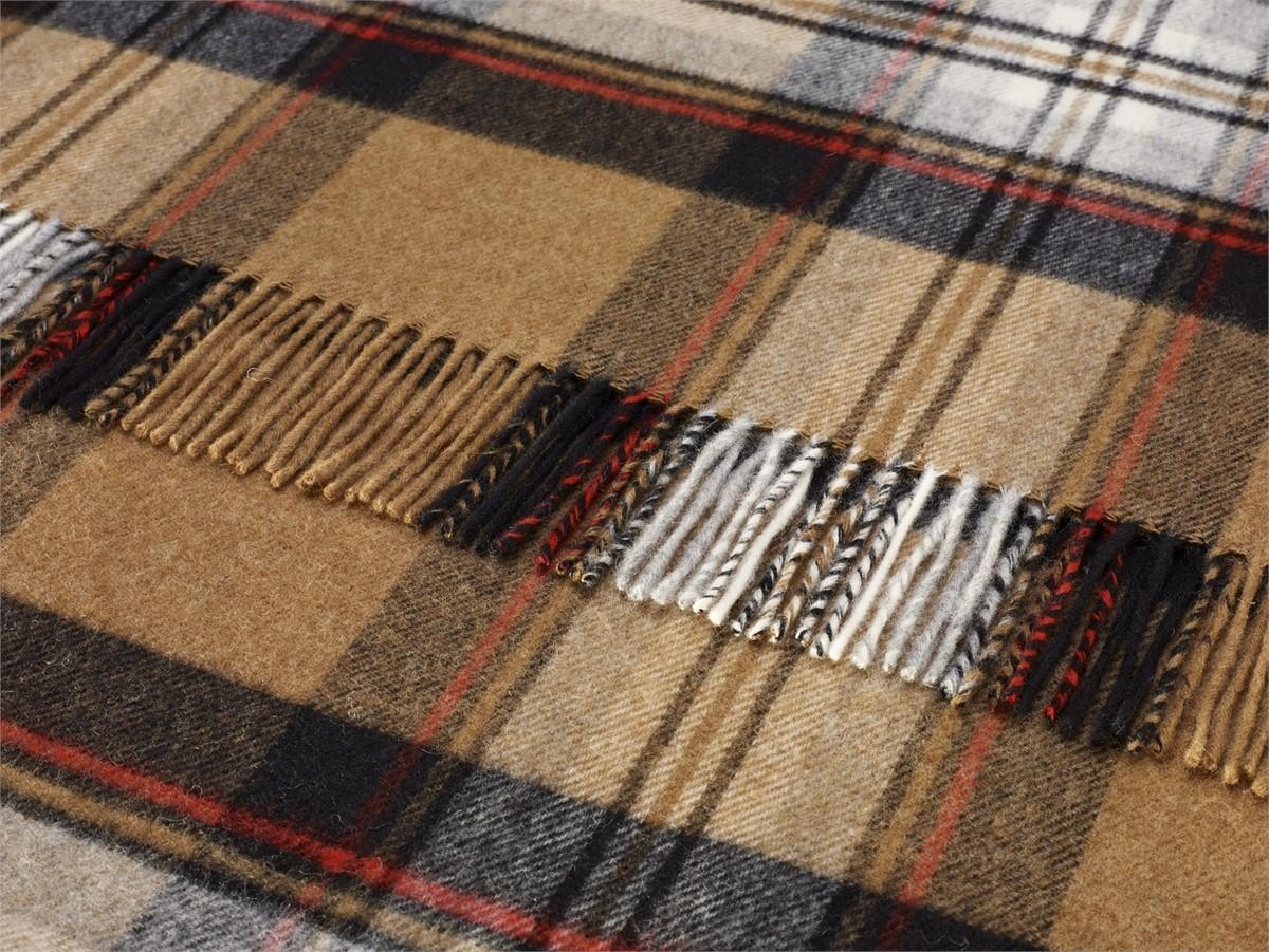 Wool Blanket Online British Made Gifts Camel Stewart