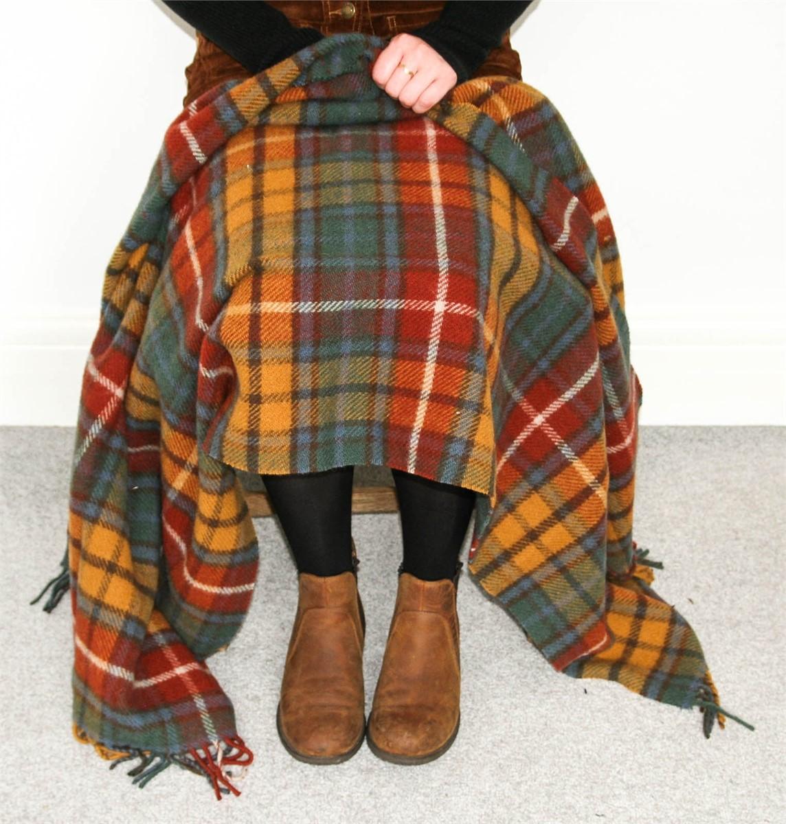 Wool Blanket Online British Made Gifts Antique Buchanan