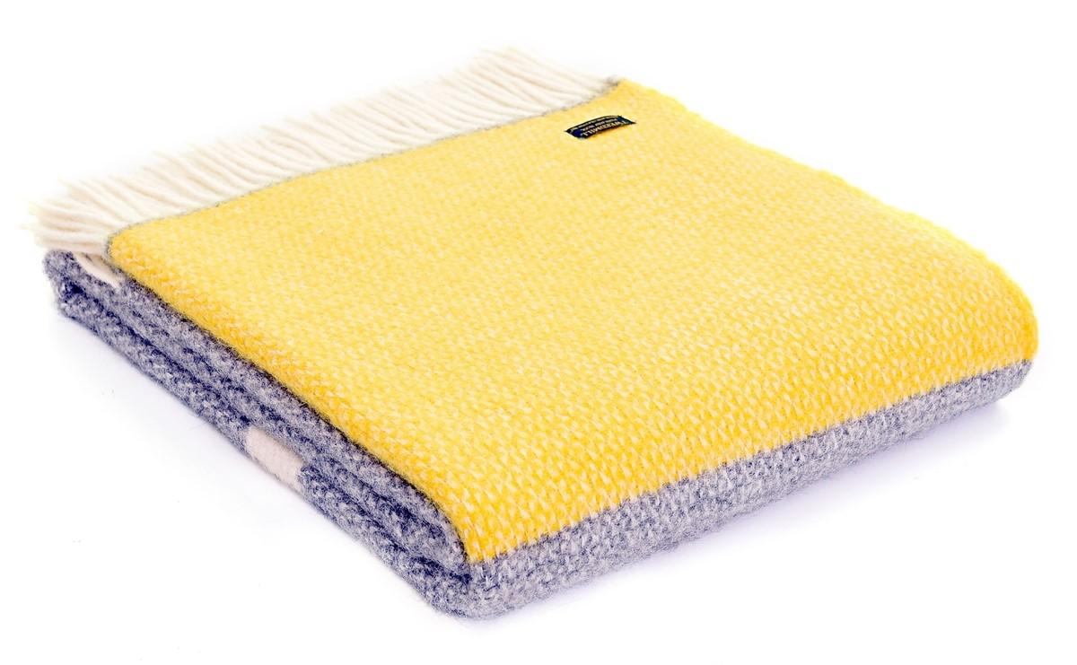 Wool Blanket Online British Made Gifts Illusion Panel